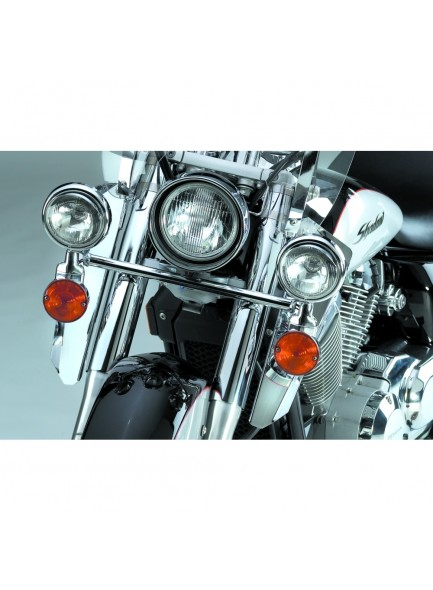 NATIONAL CYCLE Déflecteurs inférieurs chromés Déflecteur à vent inférieur