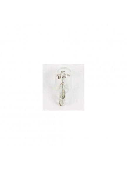 Ampoule type clavette