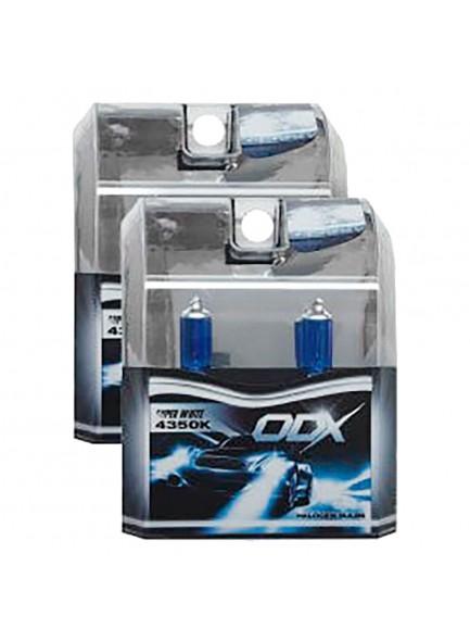 ODX Ampoule halogène série Super blanche H13