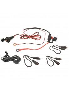 Kimpex Câble d'alimentation électrique DC assemblé avec porte-fusible Ensemble pour hiver