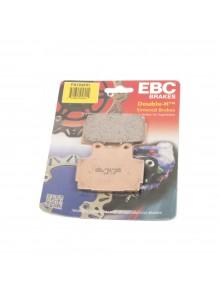 EBC  Plaquette de frein Double-H Superbike Organique - Avant