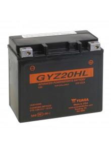 Yuasa Batterie Haute Performance AGM sans entretien GYZ20HL