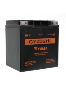 Yuasa Batterie Haute Performance AGM sans entretien GYZ32HL