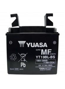 Yuasa Batterie AGM sans entretien YT19BL-BS