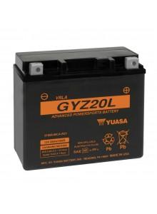 YUASA Batterie Haute Performance MF sans entretien GYZ20L