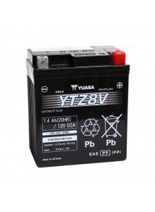 Yuasa Batterie Haute Performance AGM sans entretien YTZ8V