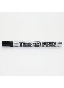 Crayon à pneu en peinture