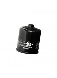 K&N Filtre à huile Performance de type cartouche