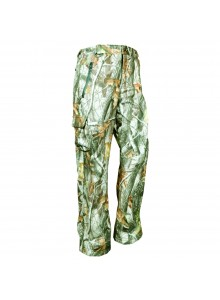 Action Pantalon Softshell camouflage forêt HD Camo (A407P)