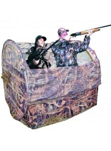 Action Cache de chasse de type camouflage Grass Ghost ®  FURTIF