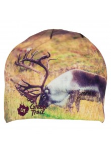 Green Trail Tuque animal