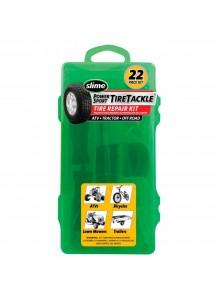 SLIME Trousse complète de réparation de pneu