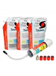 TireJect Ensemble protection pneus Liquide