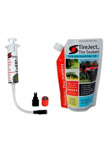 TireJect Ensemble de Scellant pour pneu 10 oz Liquide