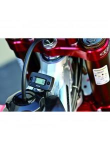 HARDLINE PRODUCTS Support de compteur d'heure pour bouchon à essence