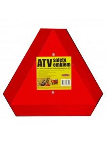 HARDLINE PRODUCTS Emblème de sécurité réfléchissant Pancarte