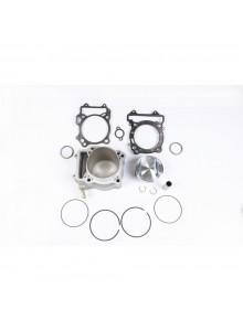 Cylinder Works Ensemble de cylindre standard Arctic cat, Kawasaki, Suzuki - 435 cc - Carbure de silicium avec dépôt de nickel