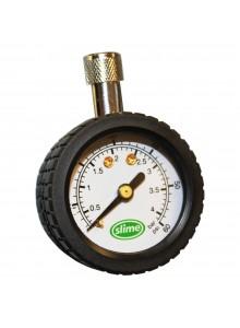 SLIME Mini cadran magnétique Jauge à pneu