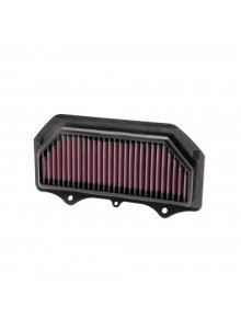 K&N Filtre à air pour boîtier d'air d'origine Suzuki