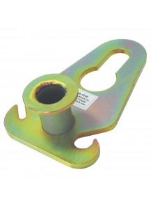 PORTABLE WINCH Plaque de tire pour corde ou chaîne-élingue pour boule de remorquage