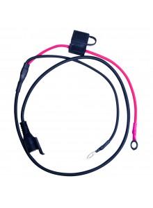 CKX Fil avec porte-fusible pour visière électrique