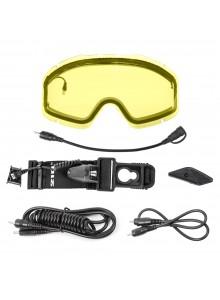 CKX Ensemble de transformation électrique de lunettes 210° isolée