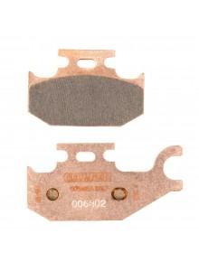 Galfer Plaquette de frein HH en métal fritté Métal fritté - Avant/Arrière