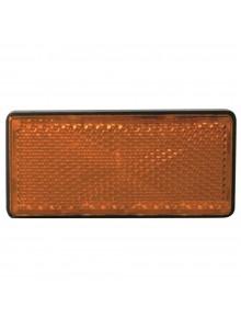 Kimpex Réflecteur ambre rectangulaire
