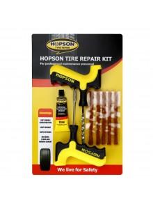 HOPSON Ensemble de réparation de pneu