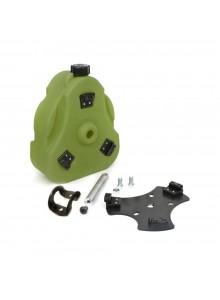 DAYSTAR Contenant Cam Can RZR/Rhino avec ensemble de fixation Liquide
