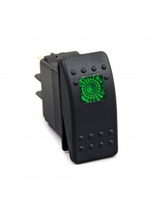 DAYSTAR Interrupteur à bascule lumineux universel Bascule lumineux - 146088