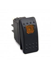 DAYSTAR Interrupteur à bascule lumineux universel Bascule lumineux - 146089