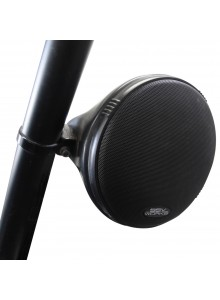SSV WORKS Haut-parleur Premium Marine avec support pour cage Universel