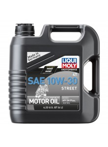 Liqui Moly Huile 4T Synthétique Street 10W30