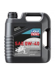 Liqui Moly Oil Synthetic Snowbike 0W40