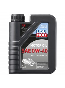 Liqui Moly Huile motoroil synthétique Motoneige 0W40
