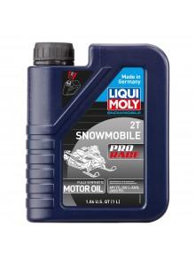 Liqui Moly Huile 2T Full Synthétique Pro Race Motoneige
