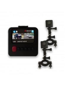 "NavAltas Caméra HD avec écran LCD 2.7"""