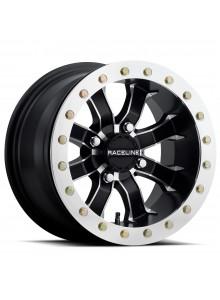 Raceline Wheels Roue Mamba Beadlock 12x7 - 4/115 - 5+2