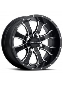 RACELINE WHEELS Roue Mamba 12x7 - 4/115 - 5+2