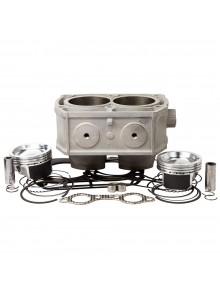 Cylinder Works Ensemble de cylindre standard Polaris - 800 cc - Carbure de silicium avec dépôt de nickel