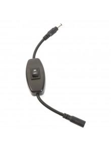 Heat Demon Interrupteur rond en ligne Bascule - 210082