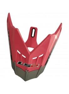 LS2 Palette pour casque Light Evo Launch
