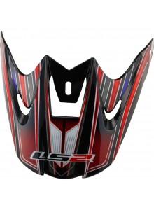 LS2 Palette pour casque MX426 Jump