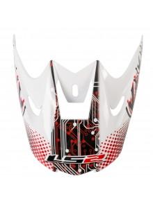 LS2 Palette pour casque MX426 Silicon