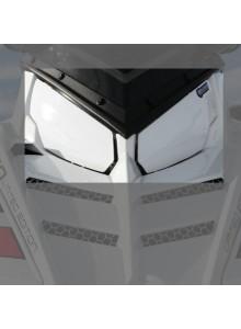 HOLESHOT Protège-phare de motoneige