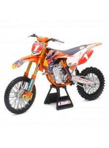 New Ray Toys Modèle réduit KTM (Tony Cairoli)