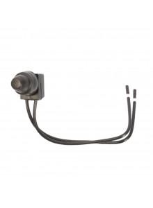 Trailtech Interrupteur de lumière - noir Poussoir - 204080