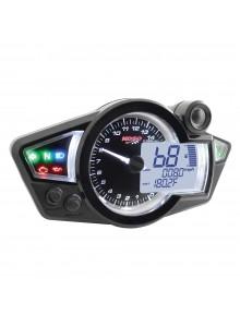 Koso Cadran indicateur de vitesse RX-1N Universel - 205047