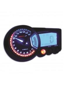 Koso Cadran indicateur de vitesse RX-2 Universel - 205076